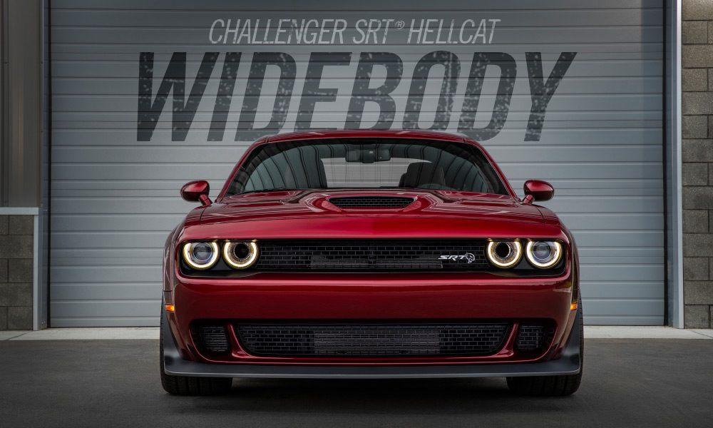 Dodge Challenger Hellcat Widebody bij Pietersen Rotterdam