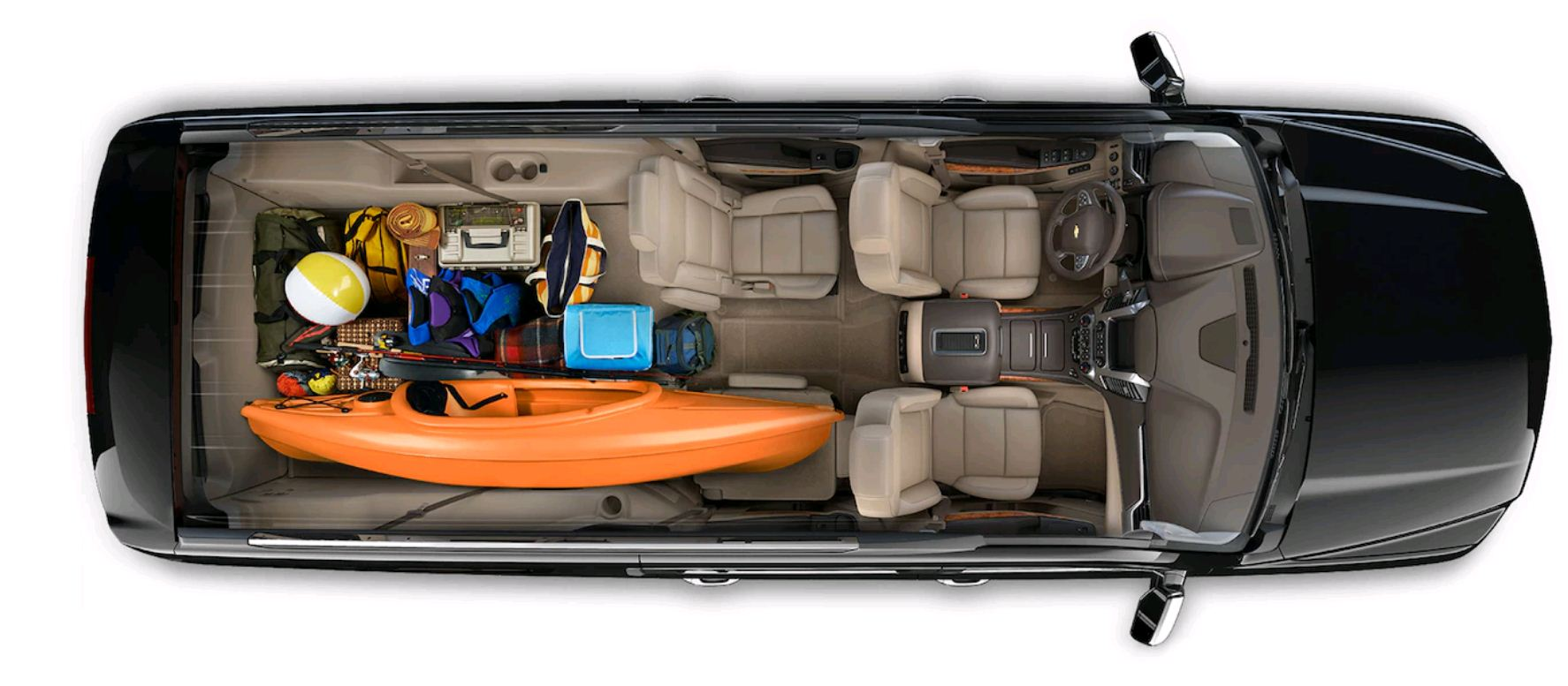Chevrolet Suburban 7 zitter / 8 zitter Pietersen Rotterdam