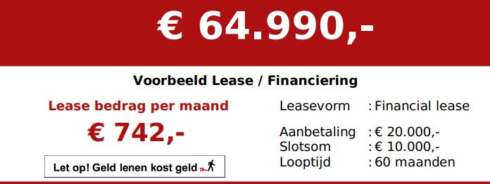pietersen rotterdam financial lease