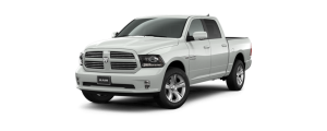 Ram 1500 Sport 2016 Crewcab - Bright White Clear