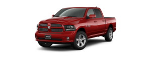 Ram 1500 Sport 2016 Crewcab - Flame Red Clear