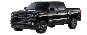 Cheyenne Midnight Edition Z71
