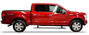 F150 Platinum - Ruby Red