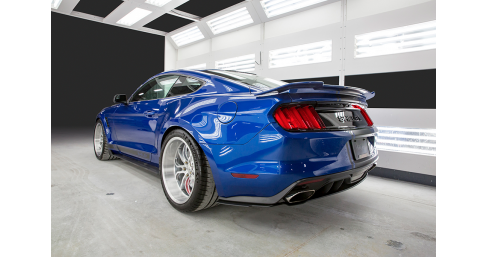 Super Snake Wide Body Concept