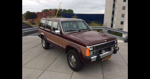 Jeep Wagoneer Limited 1988