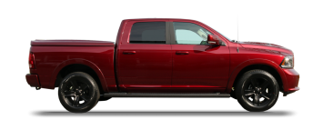 1500 Sport Crew Cab - Red Edition