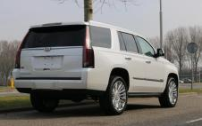 Escalade  - Crystal White