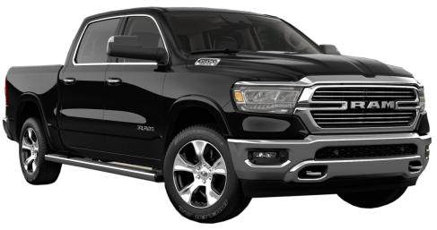 1500 Laramie 2019 - Diamond Black