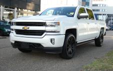Silverado High Country - Black Edition