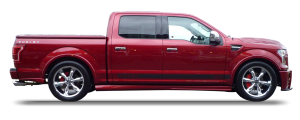 F-150 super snake - Ruby Red