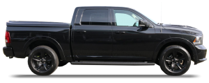1500 Sport Crew Cab - Black Edition - Luchtvering