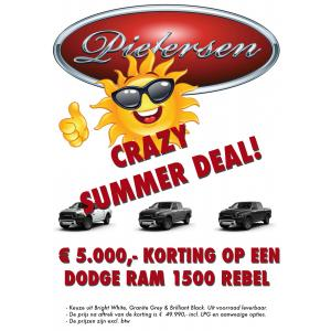 Crazy Summer Deal