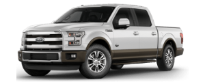 F150 King Ranch - White Platinum